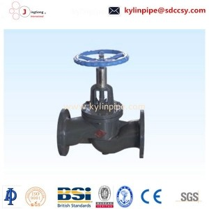 JP41F-16 iron cutting type balance valve