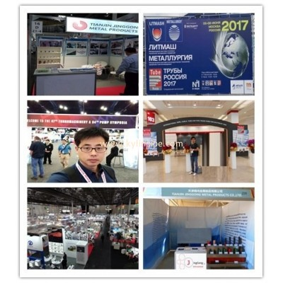 We attended exhibition in Dusseldof,Germany; Moscow, Russia ;Houston,USA;              Bangkok,Thailand;Viet Nam.